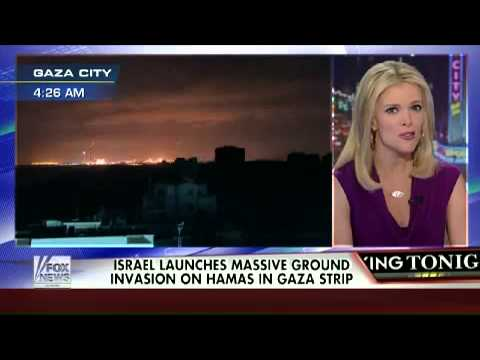 Israel Launches Massive Ground Invasion On Hamas