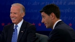 Vice Presidential Debate 2012: Joe Biden, Paul Ryan Best Moments