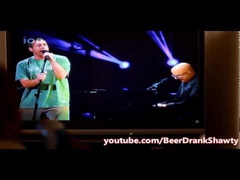 Adam Sandler 12-12-12 Concert For Sandy- Hallelujah (Sandy Screw Ya) Live at MSG