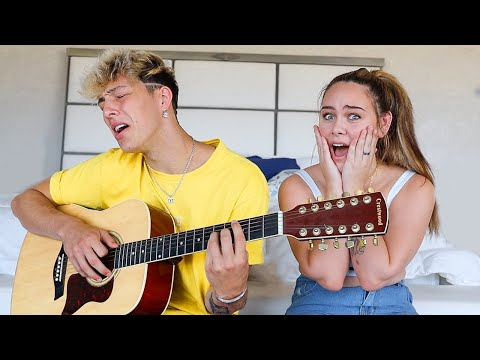 HE WROTE A SONG FOR HIS EX GIRLFRIEND...