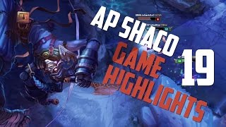 The Clown Fiesta - AP Shaco - Game Highlight 19