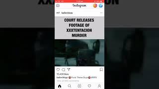 Footage of xxxtenaction death