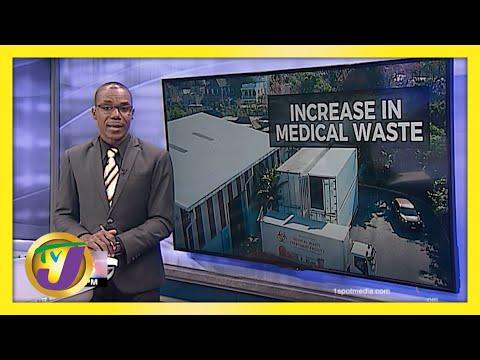 Jamaica's Medical Waste Pile up | TVJ News