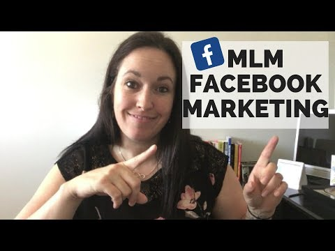 Facebook Marketing for Business and MLM