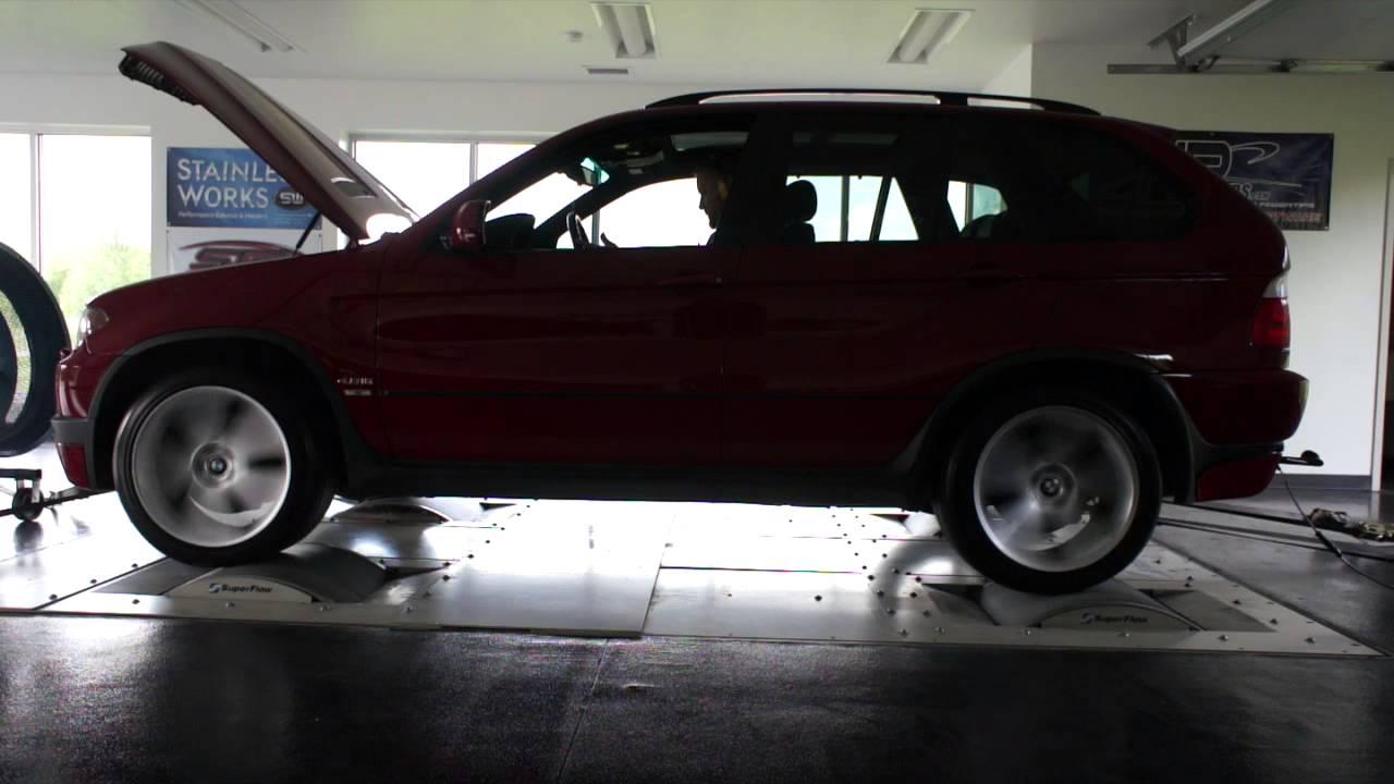 2004 BMW X5 4.8is | Tuned By Smokey\'s Dyno & Performance - YouTube