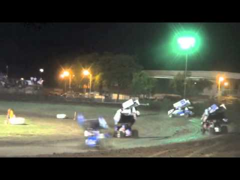 Silver Dollar Speedway World of Outlaws Gold Cup 9-7-2012