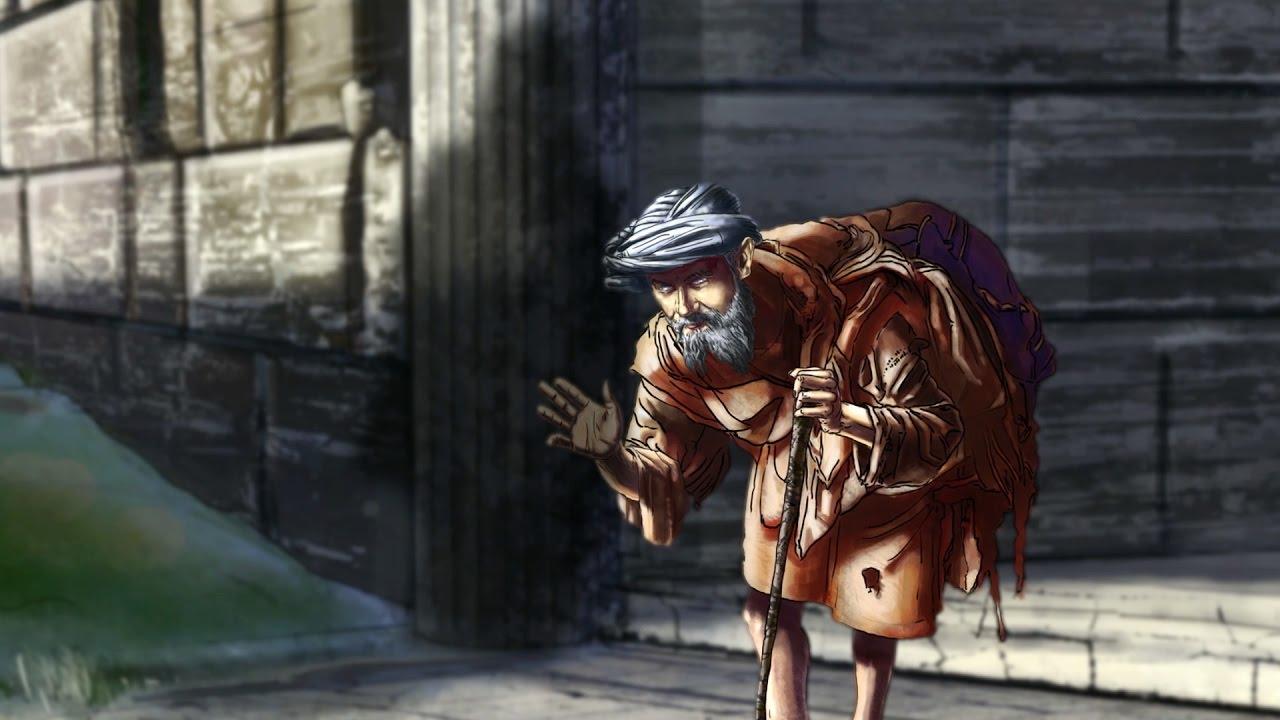 Jesus heilt einen Blinden - Mk 10,46-52 - Animation NT ...