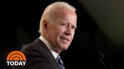 Joe Biden Posts Video Vowing To Change Behavior After Women