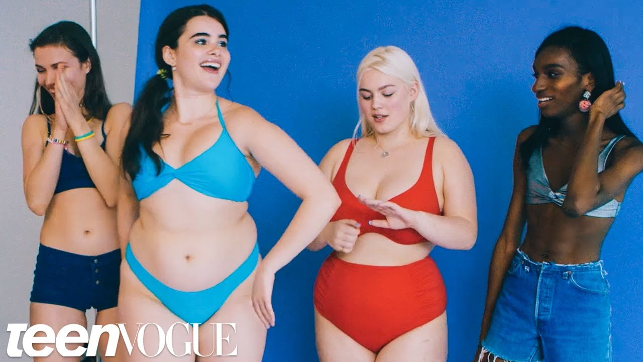 We Asked Five Models to Get REAL About Body Image, and You Won't BELIEVE Their Answers