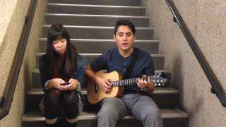Whiskey and Wine by Tow'rs (Tyler Saison cover feat. Daisey Lin!)
