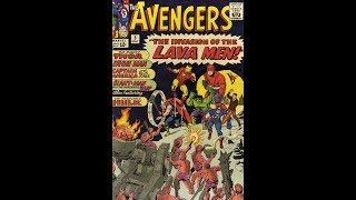 Avengers #5. Vol.1. Cómic en español. (5-1964)