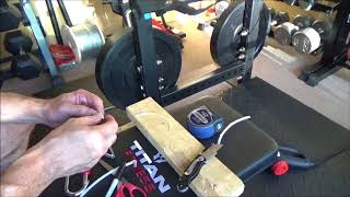 Making Cables for Cable Cross or Cable Pulldown System