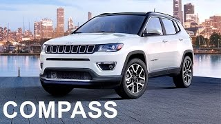 2017 Jeep Compass - Review and Test Drive
