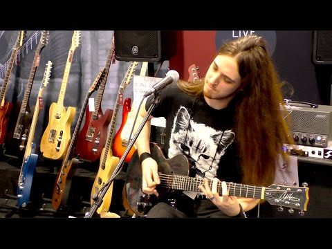 Chapman Guitars at NAMM 2016 - New Guitars & Artists
