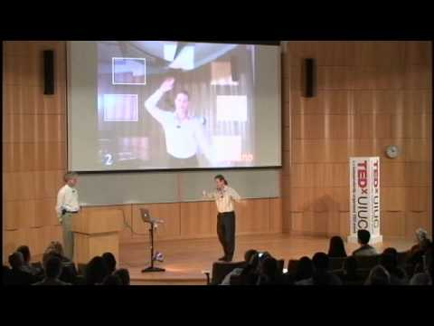TEDxUIUC - John Toenjes & David Marchant - Merging Dance and Music through Technology
