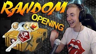 CS:GO - 70 RANDOM Cases! (Opening)