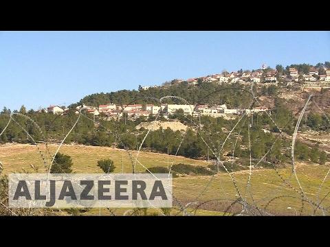 Palestinians Decry Israel's Land Grab Law