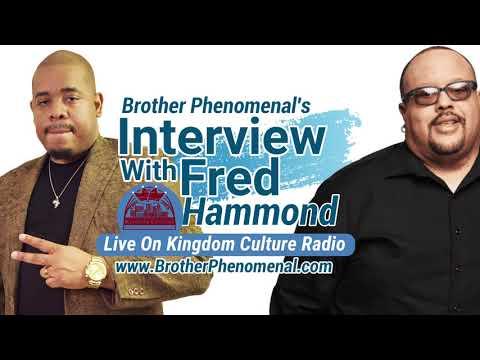 Fred Hammond Interview