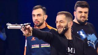 Sport Club 23 ՄԱՍ 1 - Հայաստանի հրաձգության հավաքական