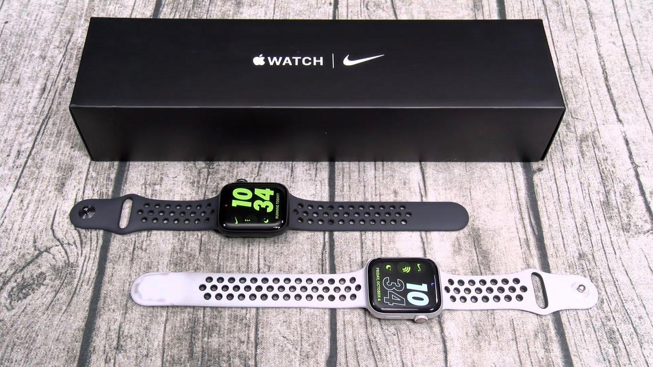 Cabra Borradura apasionado  Apple Watch Series 5 Nike Edition -