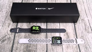 Apple Watch Series 5 Nike Edition -