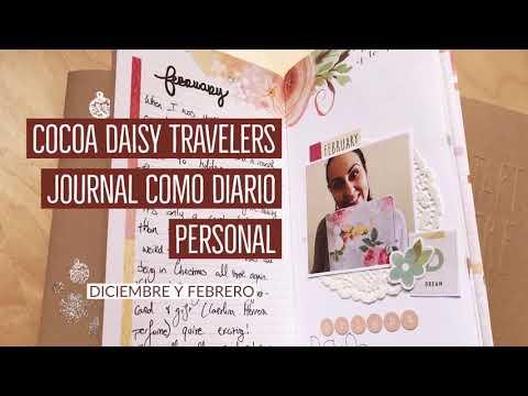 (Español) Travelers Journal como Diario Personal - Diciembre y Febrero