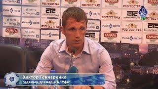 Виктор Гончаренко: Нам было важно победить перед перерывом в чемпионате -