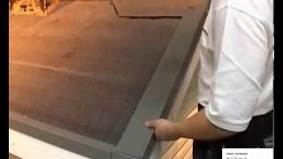 видео Ветровая (торцевая) планка: крепление и монтаж