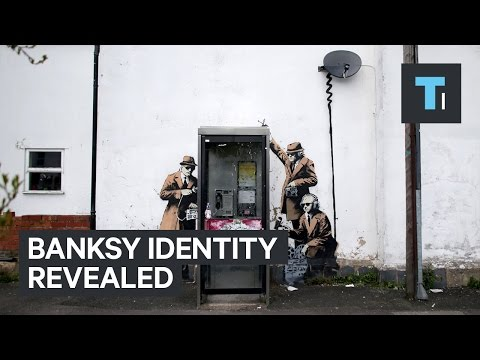 Banksy identity revealed