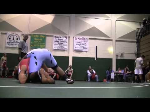 Anthony C. vs Hudson-Gulf Duals 2012.wmv