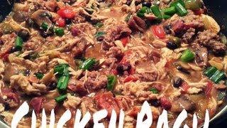 Chicken Ragu Recipe