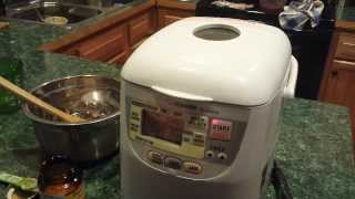 Making Gluten Free/vegan Brown Rice Bread In A Bread Maker (1 Pound Loaf)