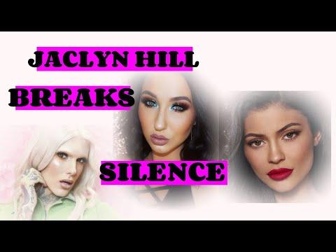 Jaclyn Hill BREAKS her silence + Jeffree Star DISSES Kylie Jenner thumbnail