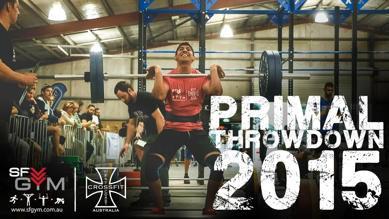 Sf gym at primal throwdown youtube