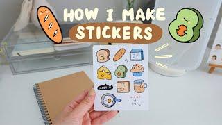How I make stickers screenshot 1
