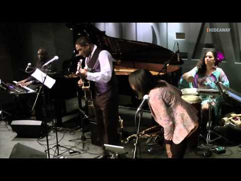 Ciyo & YolanDa Brown's Jazz Reggae Meltdown
