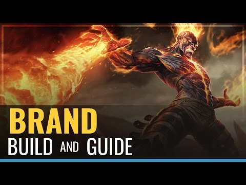 League of Legends - Brand Build and Guide