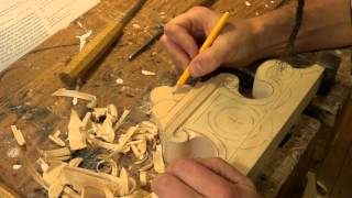 Making A Tabernacle Frame: Part One, Wood Working