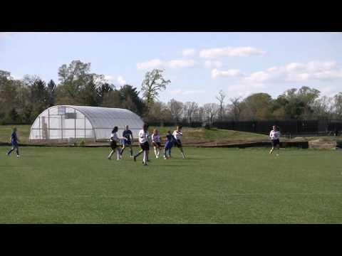 Middletown High School vs St Andrews High Girls Soccer - 04-24-2015