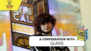 Carton Conversations S2E1: The Glaive Interview