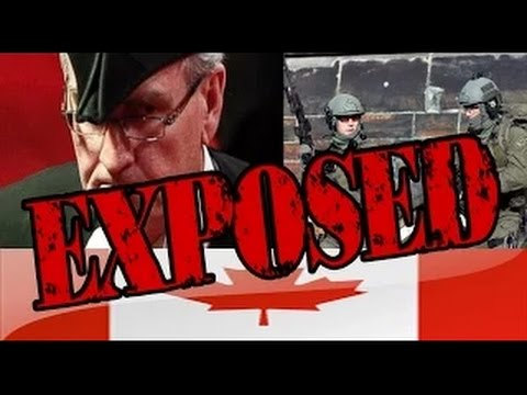 Ottawa False Flag ULTIMATE CASE CLOSED!