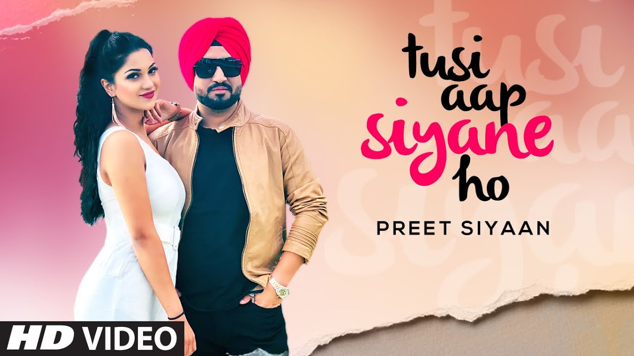 Tusi Aap Siyane Ho (Full Song) Preet Siyaan | Music Empire | Daljit Chitti |Latest Punjabi Song 2020