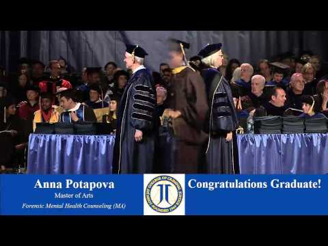The 2015 John Jay College Commencement: Afternoon Session