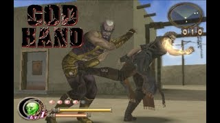 GOD HAND PS2 Game #1 (The Best Game you ever watched)