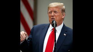 特朗普总统白宫玫瑰园有关中国问题讲话全文