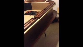 Diy Craps Table Vid 3