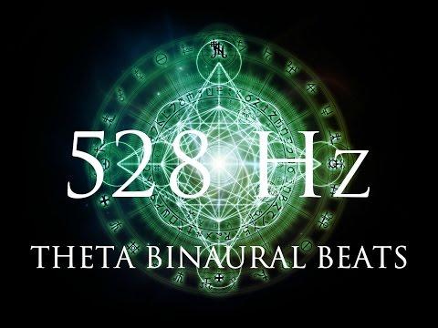CLEANSE Destructive ENERGY From Over-Thinking   Theta Binaural Beats   Solfeggio 528Hz & 852Hz mp3