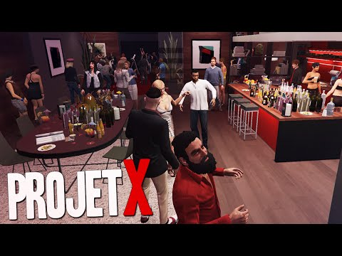 PROJET X MADE IN GTA 5