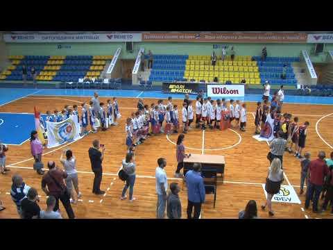 видео: ВЮБЛ (юнаки-2008): Фінальний етап.Третій день. Гра 2