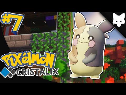 Пиксельмон: Cristalix [#7]